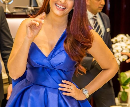 Aishwarya Rai The Dubai Mall