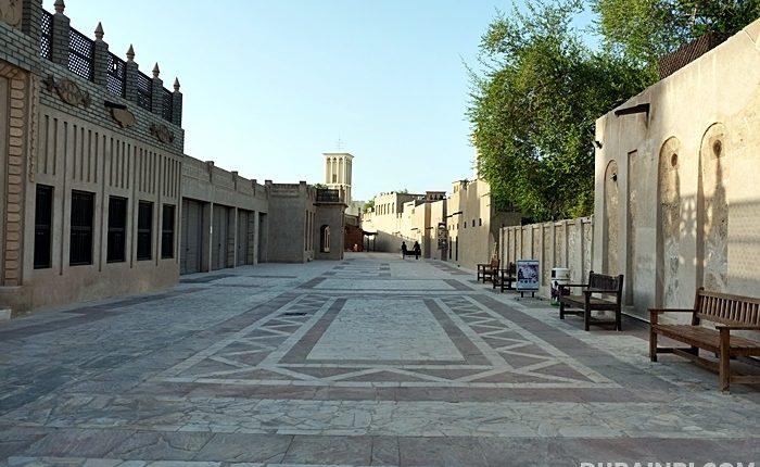 bastakiya walking tour