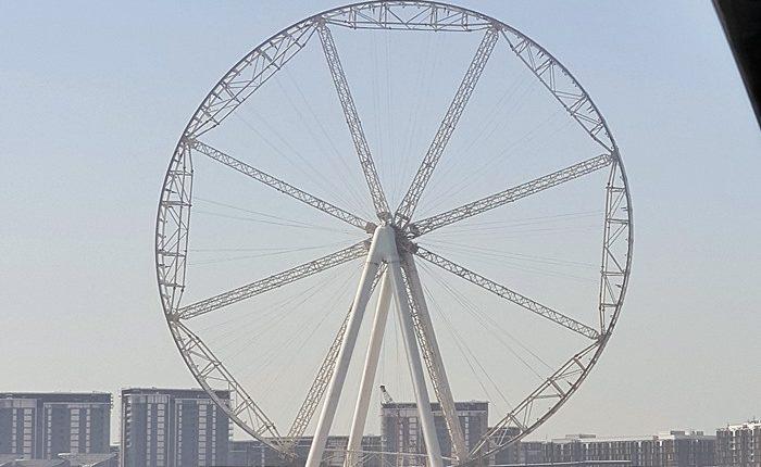 ain dubai largest ferris wheel