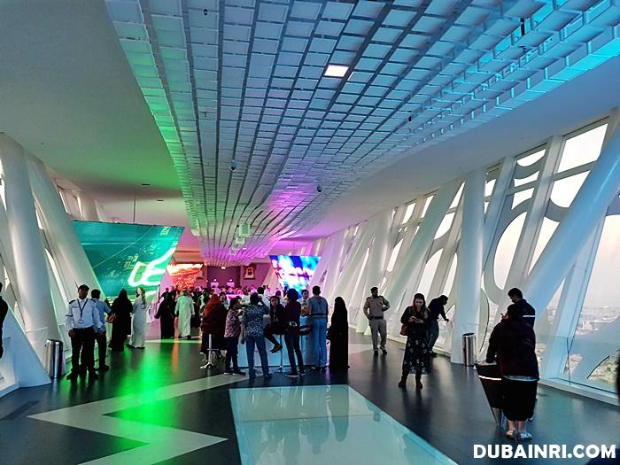 The Dubai Frame Review Tickets Location Photos Dubai Nri