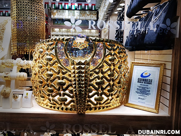 How to Buy Gold in Dubai Gold Souk