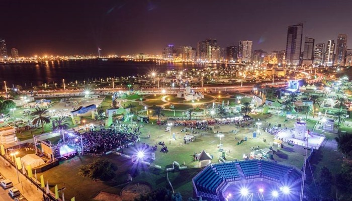 sharjah water festival