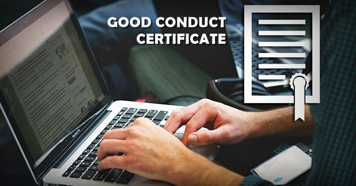 uae good conduct certificate
