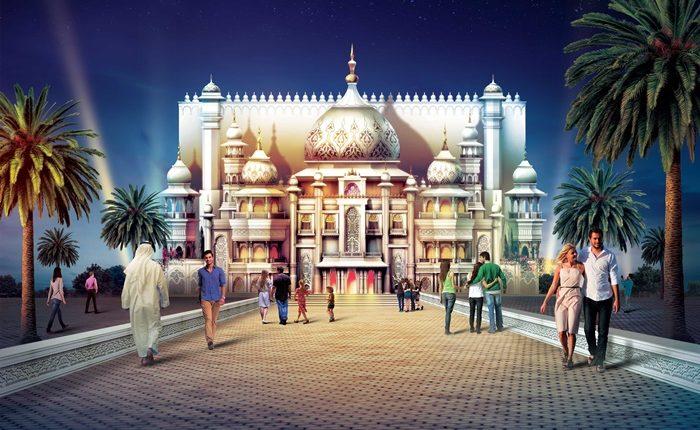 Bollywood Parks Dubai (3)