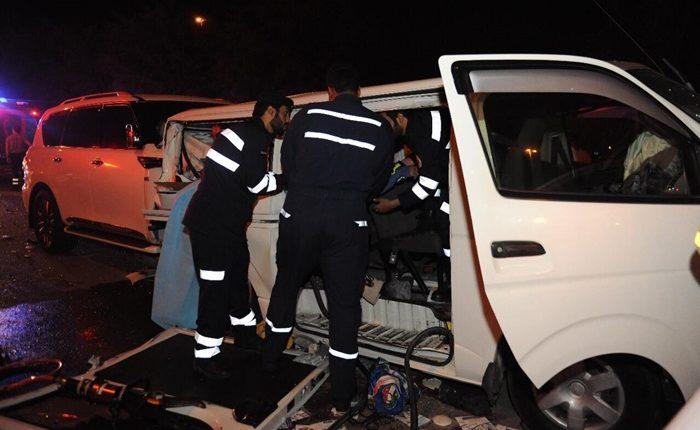 car accident mussaffah abu dhabi