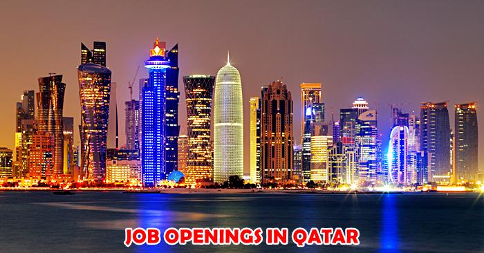 qatar job openings
