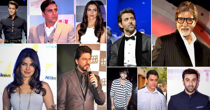 top paid bollywood actors