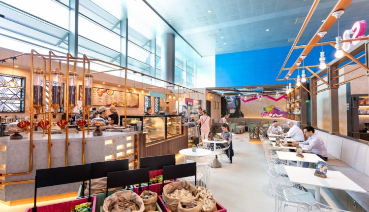 S34 Gahwa Mezza Bar opens at DXB.
