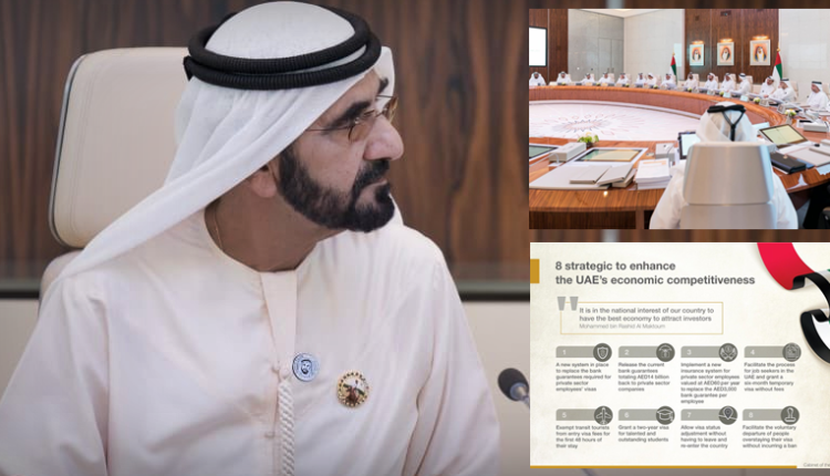 sheikh mohammed changes visa rules
