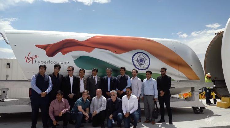 virgin hyperloop india