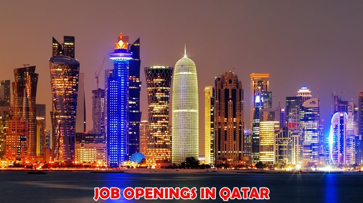 job openings companies in qatar