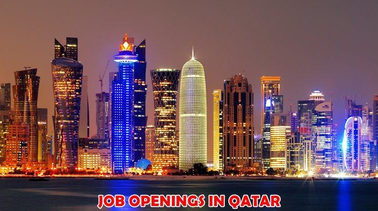 job openings companies in qatar