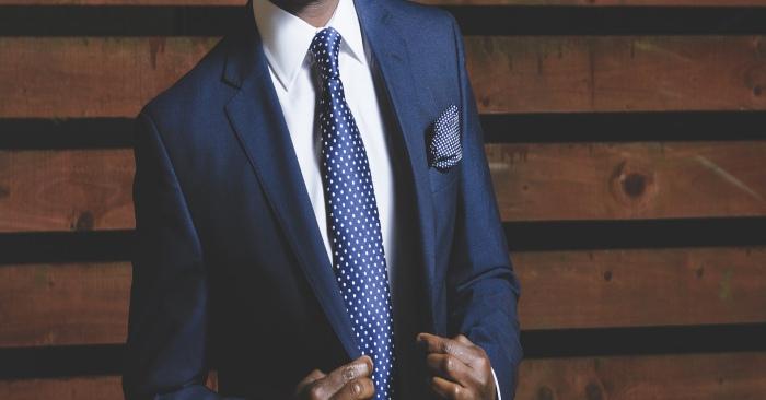formal attire job interview