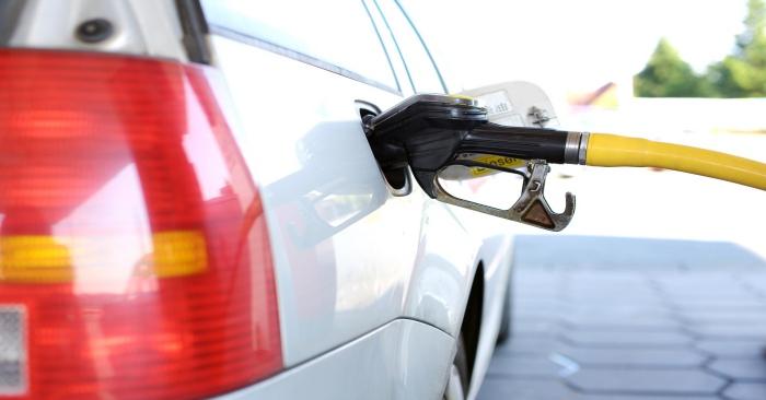 Buying fuel in Dubai