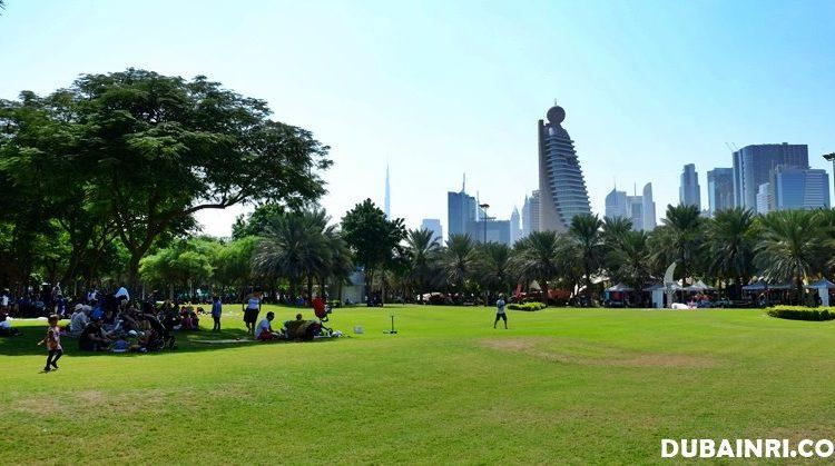 parks to visit dubai