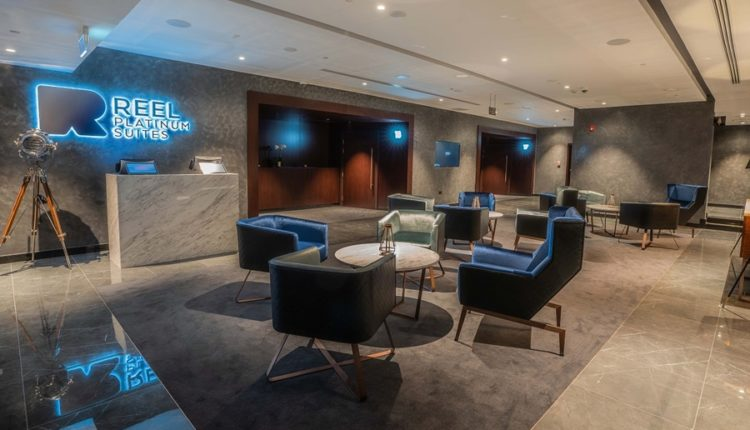 Reel Cinemas' Al Ghurair Centre is now fully open (Platinum Suites 1)