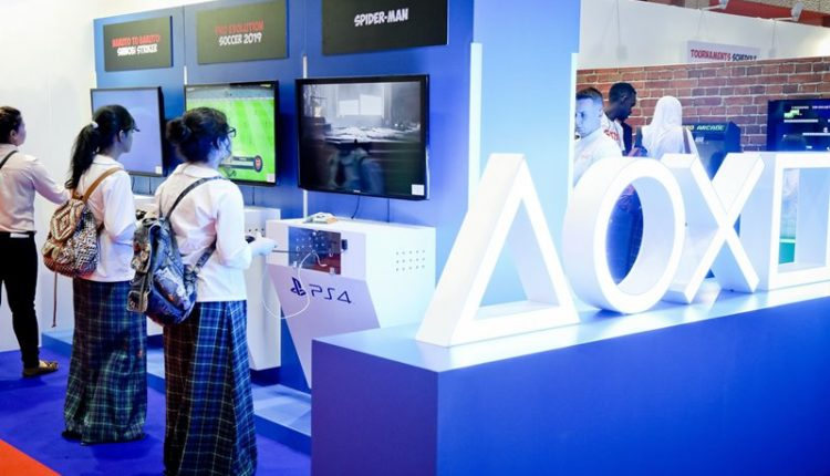 Gaming and virtual reality will take centre-stage at the 2019 edition