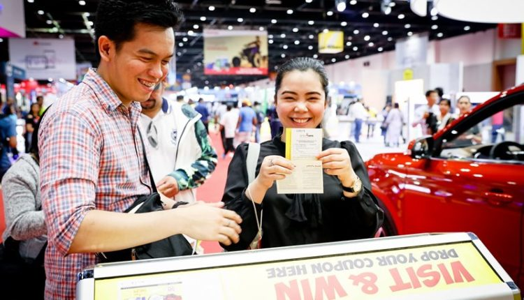 The daily 'Visit & Win' draw with prizes will return to GITEX Shopper 2019